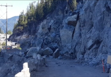 Courier fed up with unexpected Highway 4 construction closures