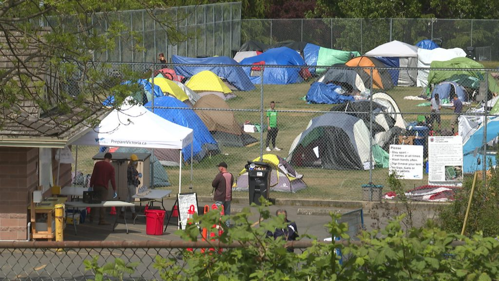 Remaining individuals to be relocated from Topaz, Pandora encampments by end of Wednesday: BC Gov't