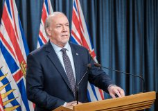 Premier John Horgan extends B.C.'s state of emergency on April 29, 2020. (Province of BC)