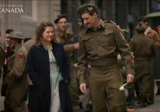 Newest 'Heritage Minute' features BC couple who met on VE Day
