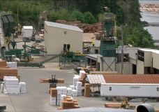 New Port Alberni sawmill built, B.C.'s first in 15 years