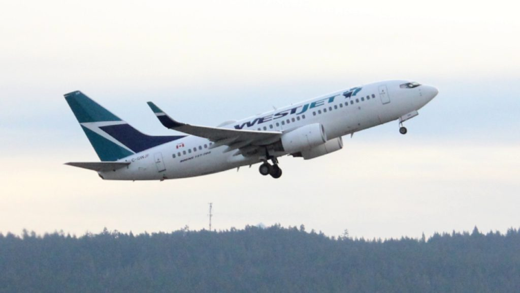 COVID-19 exposure warning posted for flight from Calgary to Victoria