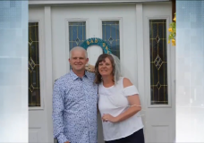 Courtenay woman asking for refund after wedding dress locked up due to COVID-19