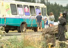 Food trucks are once again lining Marine Drive as Beach Food Fridays and Saturdays are back at the Esquimalt Lagoon.
