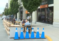 Victoria's temporary patios could be sticking around past COVID-19