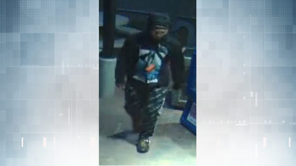 VicPD looking to identify person of interest in arson