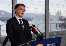B.C. Health Minister issues warning for those planning on holding weekend events