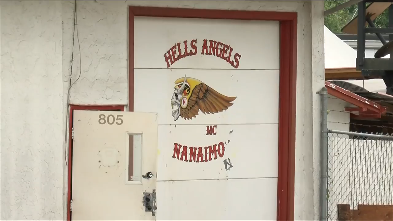 Hells Angels Nanaimo chapter is fixing up their clubhouse