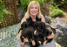 Nine little pups mean it's puppy pandemonium on Pet CHEK
