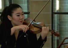 CHEK Upside: Victoria violinist kick starts online classical music concert series