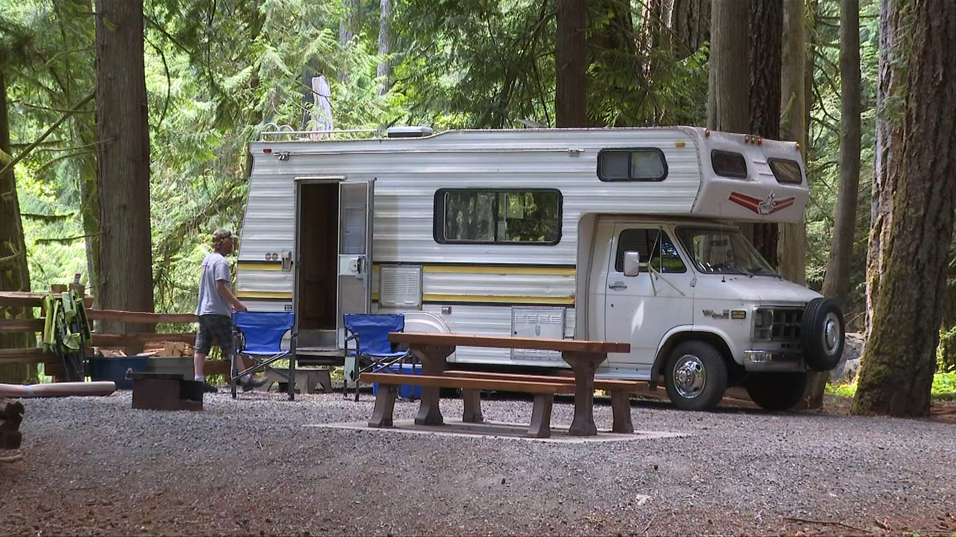 The New Normal: Camping on Vancouver Island surges amid COVID-19