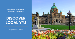 Discover Local YYJ @ At various small businesses through Victoria