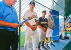 CHEK Upside: Nanaimo's new baseball team pays tribute to the past while honoring the present