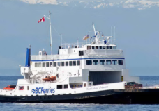 The North Island Princess, a 62-year-old ex-BC Ferries vessel powered by two MTU V12 2000 dieseal engines can be yours for $159,000. It can carry 150 passengers and crew and has room for 38 vehicles.