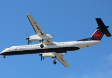 Air Canada to resume direct flights between Nanaimo and Toronto next month