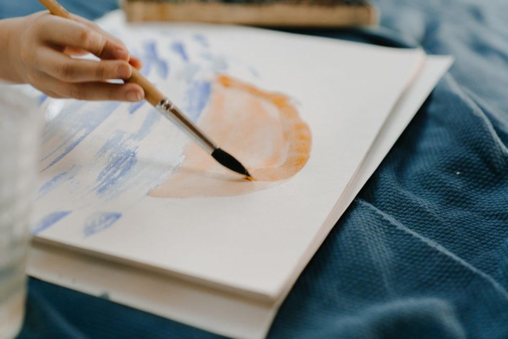 Commentary: Art therapy, a not so new way to help cope with life's stressors