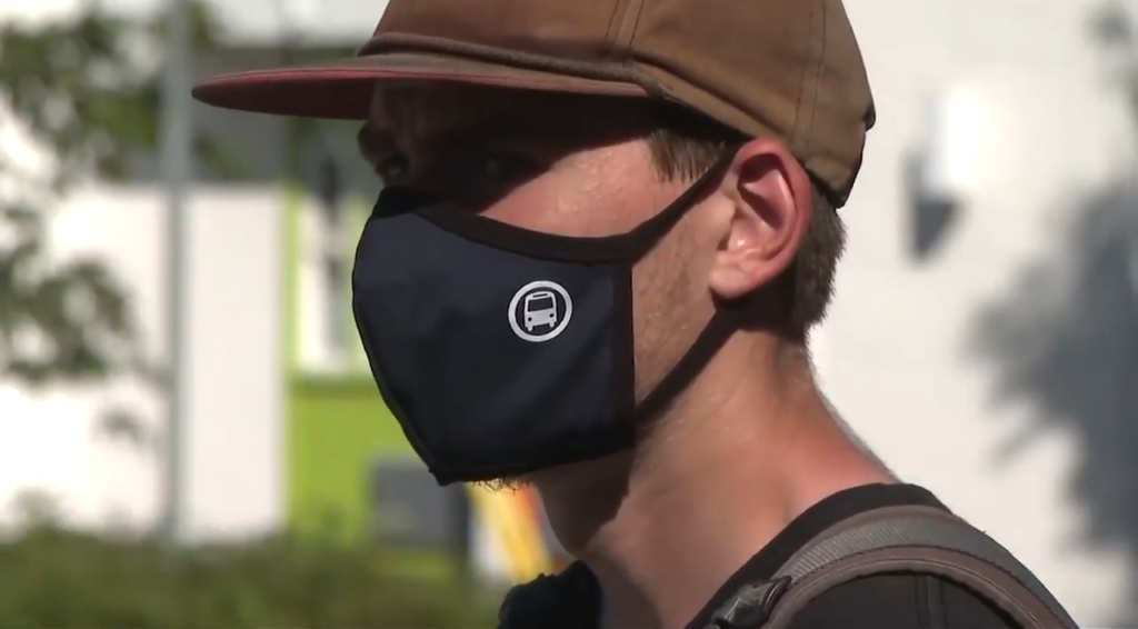Face masks, coverings to be mandatory on BC Transit as of Aug. 24
