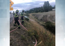 Fire crews remind public of wildfire risk as weather gets dryer