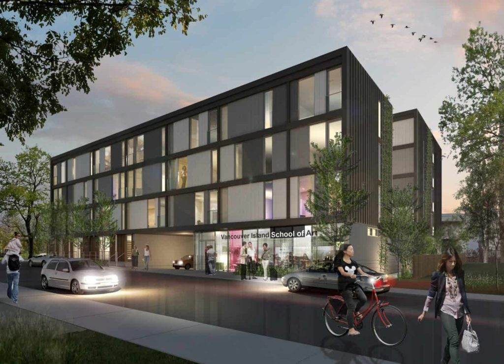 New affordable housing coming to Fifth Street in Victoria
