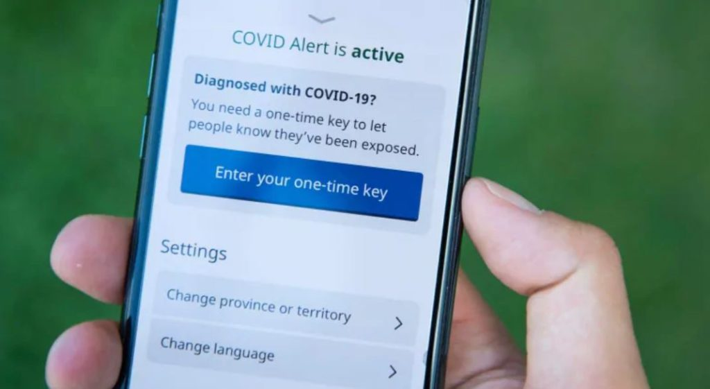 Canadians can now download new COVID-19 exposure-alert smartphone app