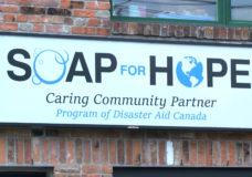 CHEK Upside: Soap for Hope art auction kicks off
