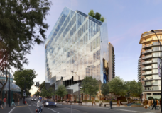 Designs unveiled for proposed Telus Ocean tower in downtown Victoria