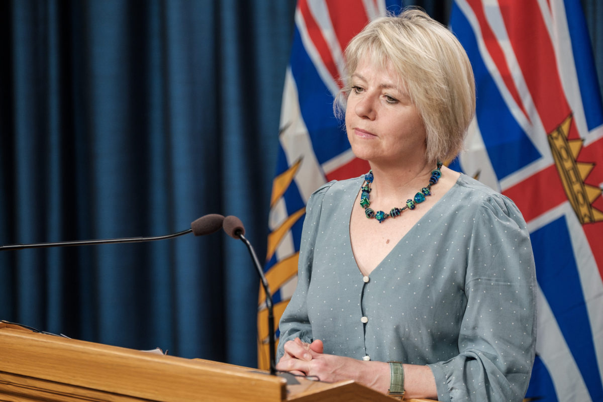 B.C. reports 85 new cases of COVID-19, 2 new cases in Island Health