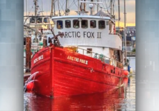 A file photo of the Arctic Fox II.