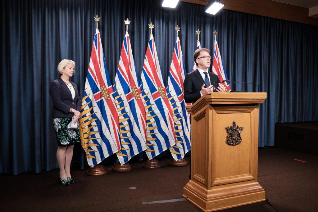 B.C. reports 84 new COVID-19 cases, no new cases in Island Health