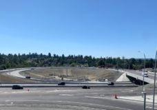 New McKenzie interchange leaves nearby residents furious over loss of green space and road access