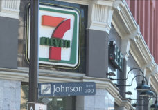 Downtown Victoria 7-Eleven temporarily closed after company says employee tested positive for COVID-19