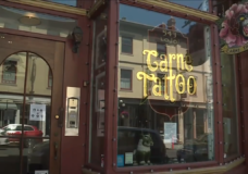 Victoria tattoo artist faces five counts of sexual assault