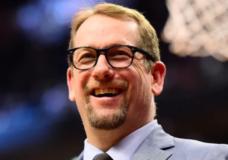 Raptors head coach Nick Nurse named NBA Coach of the Year