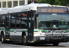 BC Transit installing full driver doors on buses in Comox Valley