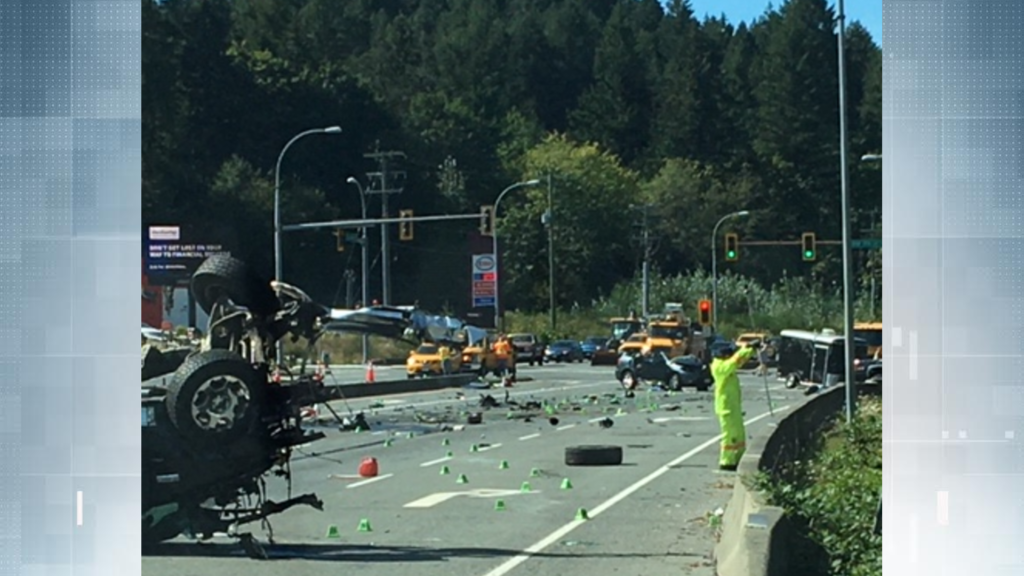 Man who was wanted in connection with fatal Ladysmith crash remains in custody, no charges laid