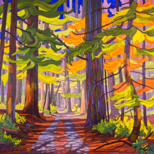 """""""From My Heart to Yours"""" An Exhibition of New Paintings by Mary Ann Laing @ West End Gallery"""