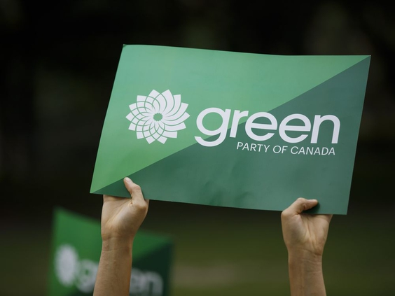 Green Party in B.C. set to announce new leader after three-way race