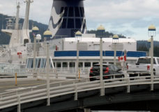 Transport Canada says BC Ferries' passengers can't stay in vehicles on enclosed decks