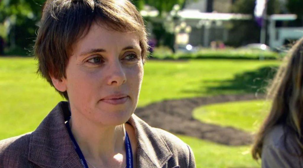 B.C. MLA Sonia Furstenau represents the riding of Cowichan Valley. (Mike McArthur/CBC)