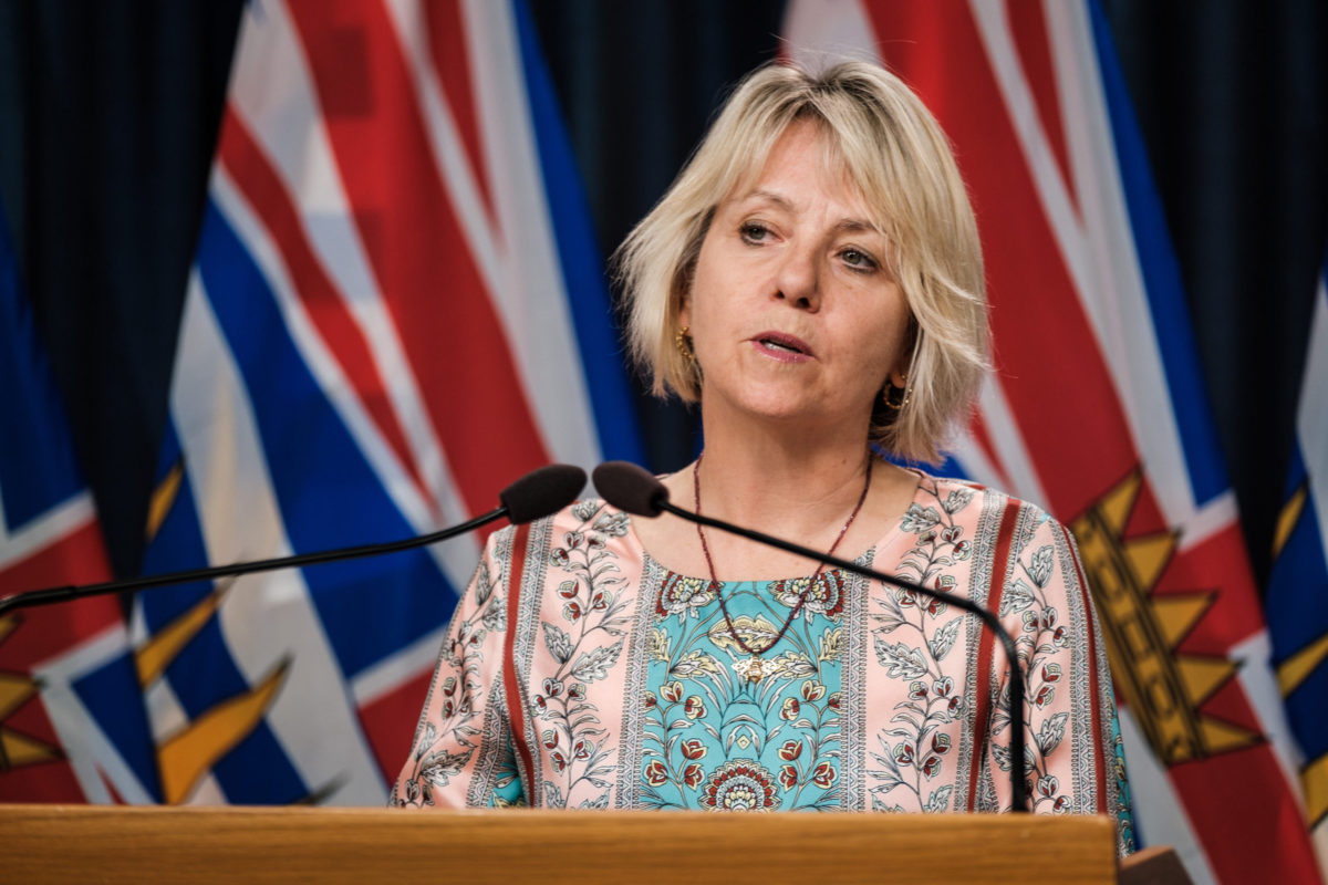317 new cases of COVID-19 reported in B.C. over weekend, 5 new cases in Island Health
