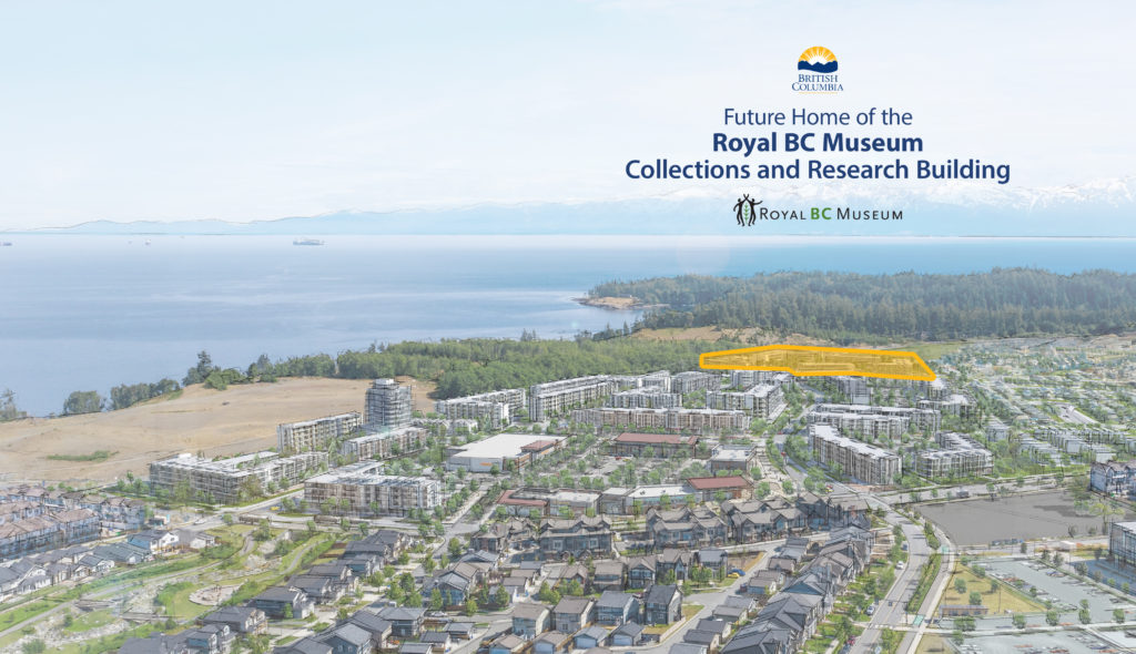 Royal BC Museum to add new 'state of the art' facility in Colwood