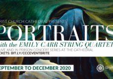 Portraits with the Emily Carr String Quartet