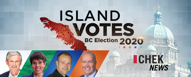Island Votes: BC Election 2020
