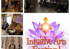 12th Annual Intuitive Arts Festival ONLINE