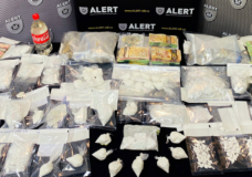 Alberta law enforcement issue warrant for Vancouver Island man following major drug bust