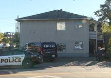 Victoria police investigating Tuesday morning fire on Empress Avenue
