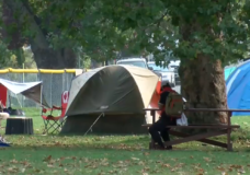 Victoria-Beacon Hill candidates address homeless camping in city parks