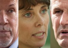 One day until B.C. voters go to the polls for election defined by pandemic