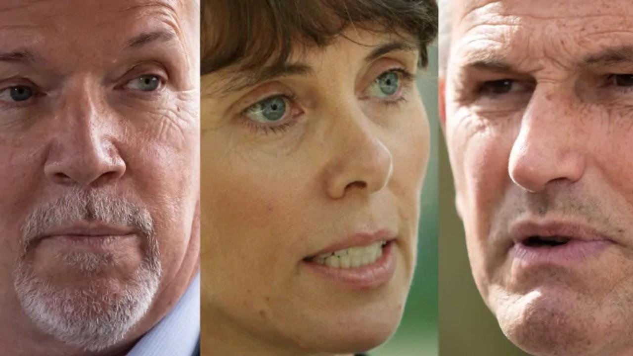BC Liberals, Greens slam Horgan for calling snap election during pandemic