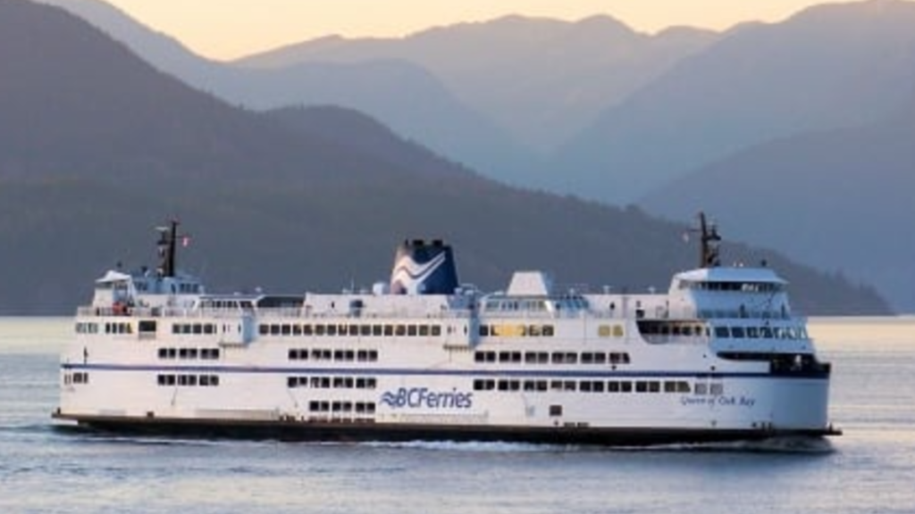 Police decide not to issue tickets to anti-maskers who caused disturbance on Horseshoe Bay ferry